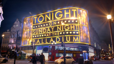 Sunday Night at the Palladium 2015 – Titles