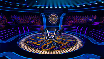 Who Wants to be a Millionaire – Studio Screens