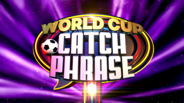 Celebrity Catchphrase – World Cup Special