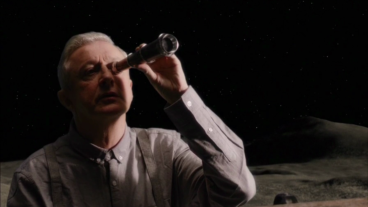 X Factor – Louis Walsh Man on the Moon