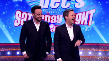 Ant and Dec's Saturday Night Takeaway 2018