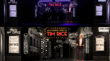 An Evening with Sir Tim Rice 2018